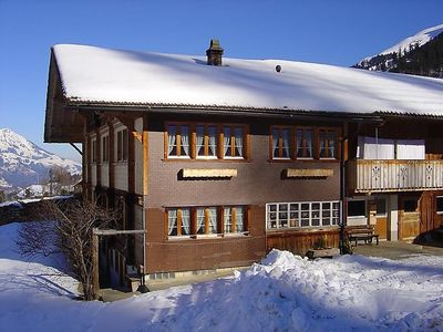 Photo for Apartment Bauernhaus Uf dr Flue in Frutigen - 11 persons, 4 bedrooms