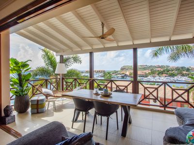 Luxury apartment in the heart of Curacao.