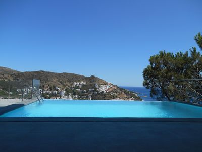 Photo for NEW VILLA WITH POOL SEA VIEW