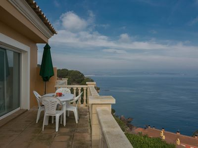 Photo for 3 bedroom apartment in Aiguafreda, Begur. Sea views and Terrace (Ref:H26)
