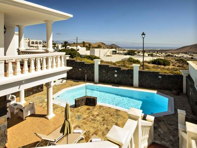 Photo for 4BR Villa Vacation Rental in Nazaret, Lanzarote