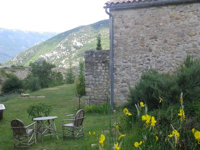 Photo for Large barn tastefully renovated in Drôme, facing Mont Ventoux