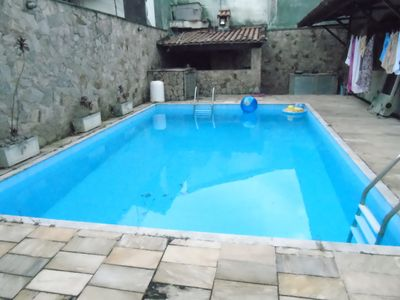 Photo for House in the center of Marica with 3 swimming pools, barbecue, close to beaches and lagoons