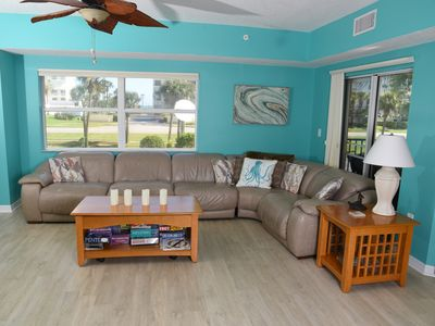 Photo for Upgraded Luxury Beach Condo Directly Across From The Ocean!