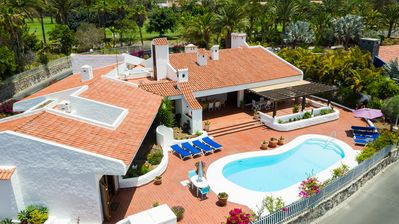 Photo for Exclusive Villa in Maspalomas