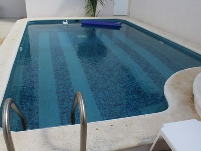 Photo for Puesta del Sol Villas, 3 bedroom apartments, equipped with A/A,