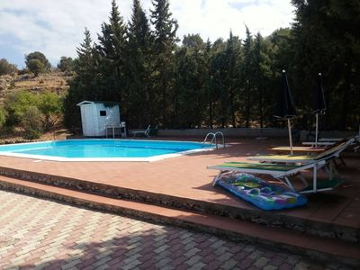 Photo for Casale Cugni Con Piscina Privata