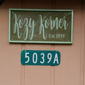 Photo for Kozy Korner a quiet place to relax and refresh while traveling.