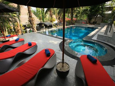 Photo for Baan Heaven / Sleep's 15 people / Patong Beach Villa Private Pool / Jacuzzi