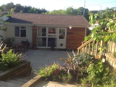 Photo for Rustic Cornish Property With Garden And Decking