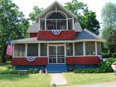 Photo for Spacious, Relaxing, Simplified Living With The Best Screened Porch Of All!