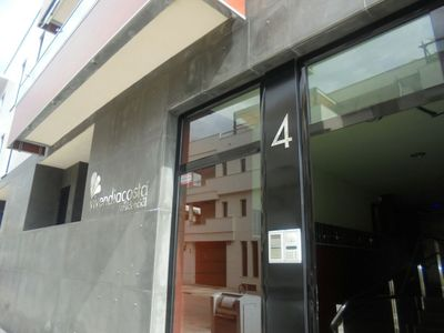 Photo for Cozy apartment in Rota near the beach and shopping area.