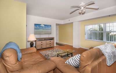 Photo for Soak up all the beautiful sunsets in this 3/2 corner unit. OW4-201