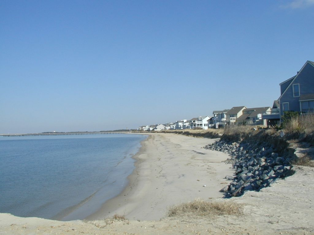Bay view lewes delaware with beach pool tennis and for Fishing in delaware