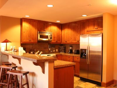 Photo for 205 Iron Horse South - Luxurious Northstar Condo