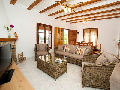 Photo for Vacation home Rogelia in Calpe/Calp - 6 persons, 3 bedrooms