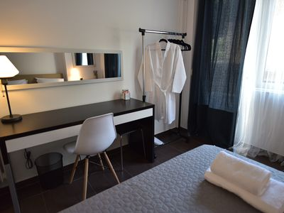 Photo for Brand New!Central Athens! Everything 5-10min away!with breakfast box!