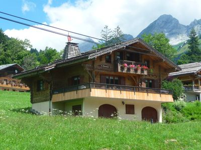 Photo for Detached chalet in Le Grand Bornand