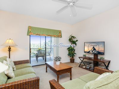 Photo for Caribe Cove Resort - 2 Bedrooms , 2 baths, *TOP FLOOR * (elevator) Near Disney