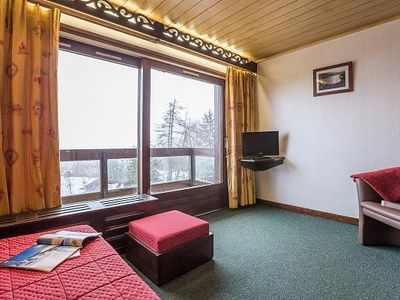 Photo for Residence Pierre & Vacances Le Mont d'Arbois - Maeva Selection - Studio 4 People Balcony