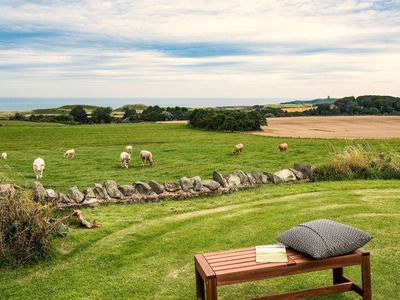 Photo for CALDER COTTAGE, Embleton - A cottage for two with sea views