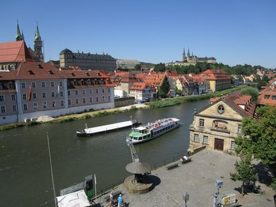 Photo for Bright sunny apartment just outside of Bamberg!   (Just 5 km to the old town)