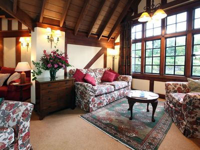 Photo for Peaceful country escape for 2 to 4 over 10 years in beautiful surroundings