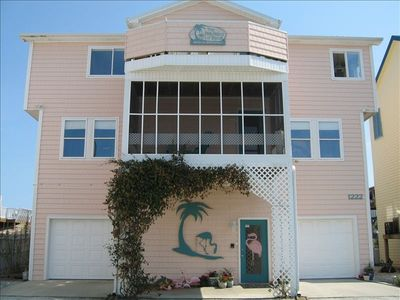 Biggest Beach House Rentals In Surf City Nc