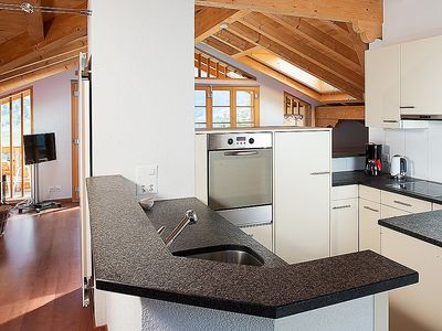 Photo for Apartment 512 m from the center of Grindelwald with Parking, Internet, Washing machine, Balcony (276141)