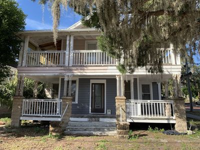 Photo for Centrally located and Beautifully Restored Historic Home / Private Parking / AC