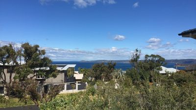 Photo for FAMILY FRIENDLY HOME WITH MANLY VIEWS