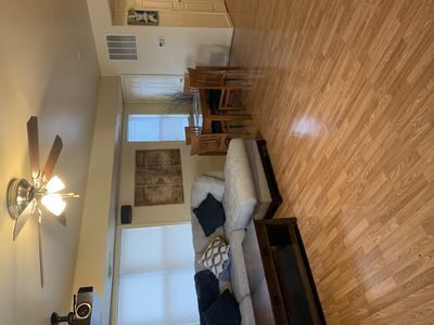 Photo for 3 bedroom 3 bathroom, Sleek, Modern Townhome Minutes to Downtown!