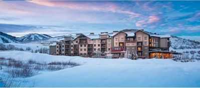 Photo for Mountainside July 4th, 2 BR Deluxe Wyndham Park City