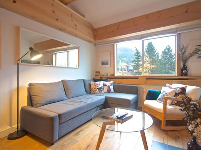 Photo for Cute lofted condo across the street from Gondola and Creekside amenities