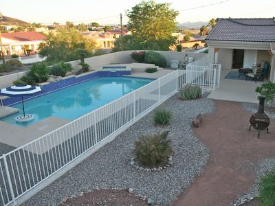 Photo for Havasu Oasis -  Kid Friendly - Spring rates available
