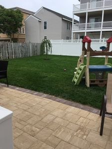 Photo for Beautifully decorated, newly remodeled home only steps away from the beach....