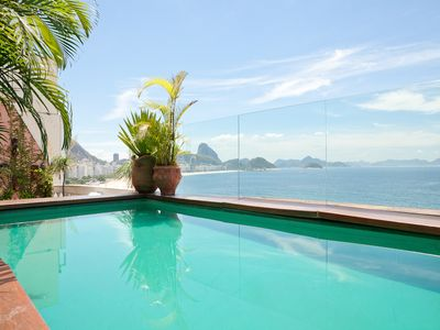 Photo for W01. 44 · TROPICAL 3 BR PENTHOUSE PRIVATE POOL OVEAN VIEW