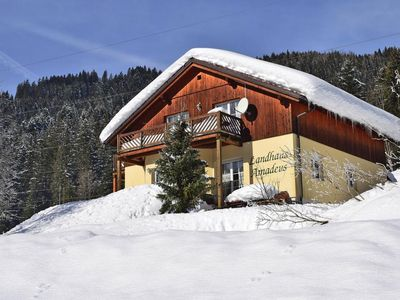Photo for Country house Amadeus, Radstadt  in Salzburger Sportwelt - 8 persons, 4 bedrooms