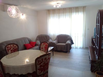 Photo for Two bedroom apartment with balcony Omiš (A-14894-a)