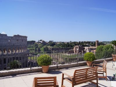 Photo for Heritage Apartments Rome- Colosseo- Historical Center