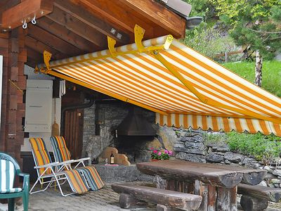 Photo for Vacation home Himmulriich in St Niklaus - 2 persons, 1 bedrooms