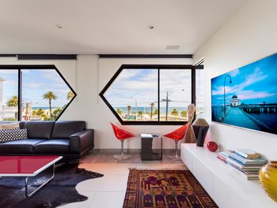 Photo for 2BR Apartment Vacation Rental in Saint Kilda
