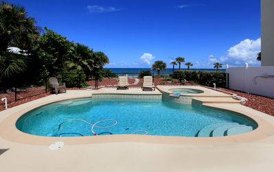 Photo for Direct Ocean Front Home 3 BR/2BA