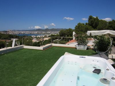 Photo for Beautiful Seaview Villa in Talamanca