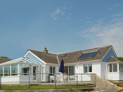 Photo for TAMARISK, luxury holiday cottage in Bigbury-On-Sea, Ref 976173