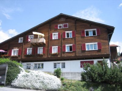 Photo for Apartment Coray 75A in Laax - 9 persons, 5 bedrooms