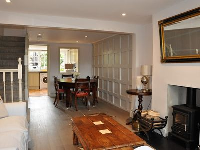Photo for Quintessential english cottage perfect for ' The Season' events & fine dining
