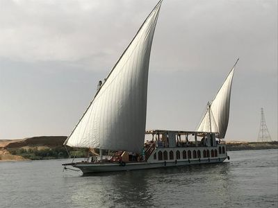 Photo for 5BR House Boat Vacation Rental in Luxor, Luxor Governorate