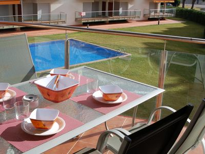 Photo for LES MARINES MESTRAL 1-6 - REF: 71942 - Apartment for 6 people in Rosas / Roses