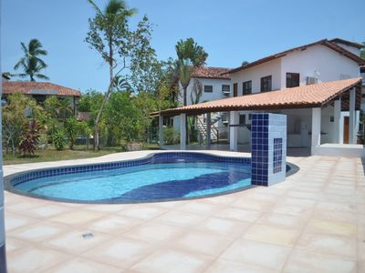 Photo for House of 6/4 with pool (all suites) located 80m from the sea